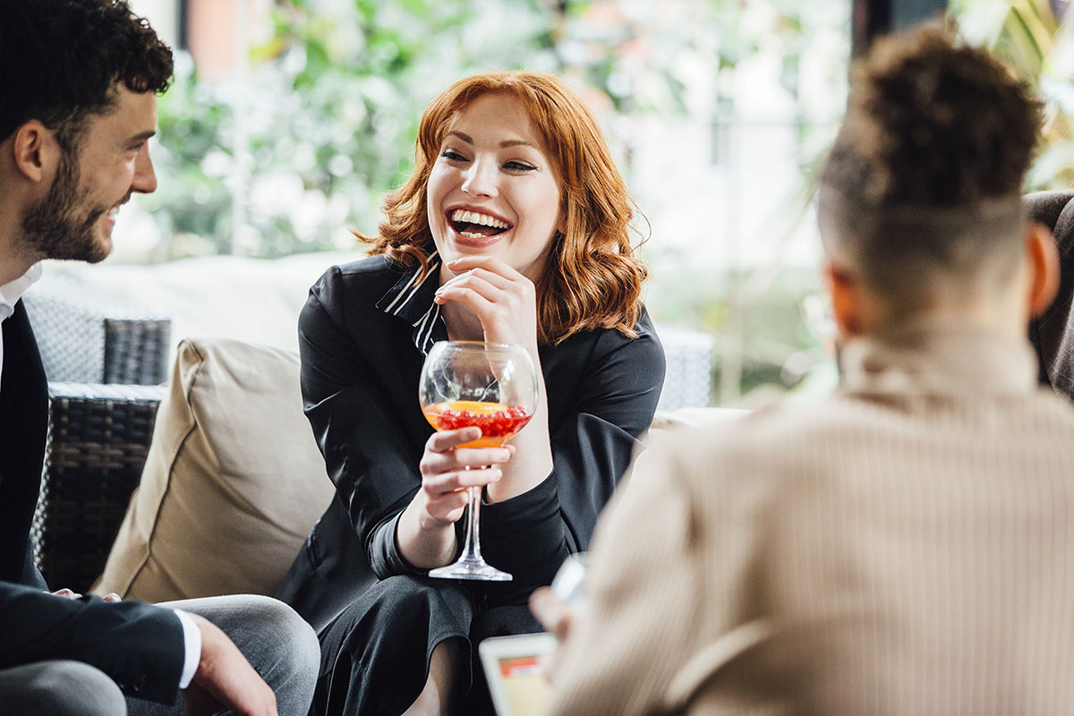 What Your After-Work Cocktail Says About You